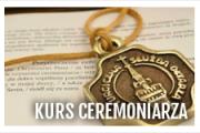 Zaproszenie na VI sesję Kursu Ceremoniarza i Animatora 2018/2019