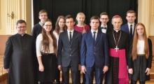 Elitarne grono młodych teologów - OTK 2018